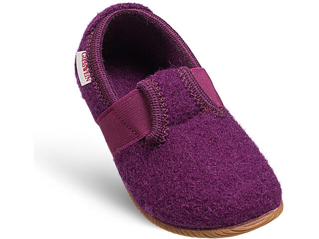 Giesswein Weidach Ciabatte Bambino, violet